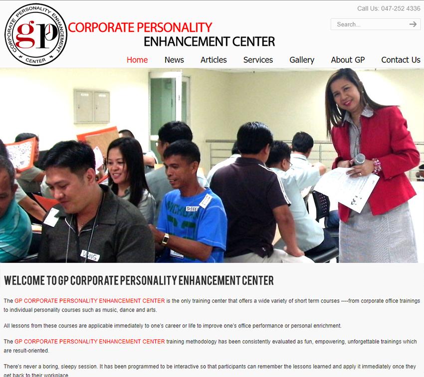 GP Corporate Personality